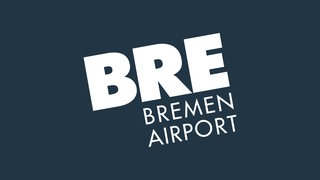 Screenshot der Homepage des Bremen Airport