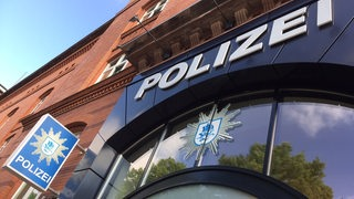 Polizeiwache in Bremerhaven